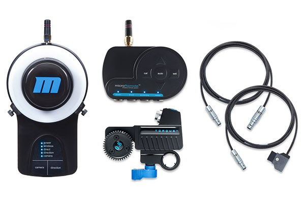 Redrockmicro microRemote Wireless Bundle w/flexCables