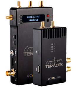 TERADEK BOLT PRO 2000 Wireless Video System