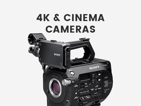 Cinema Movie Cameras